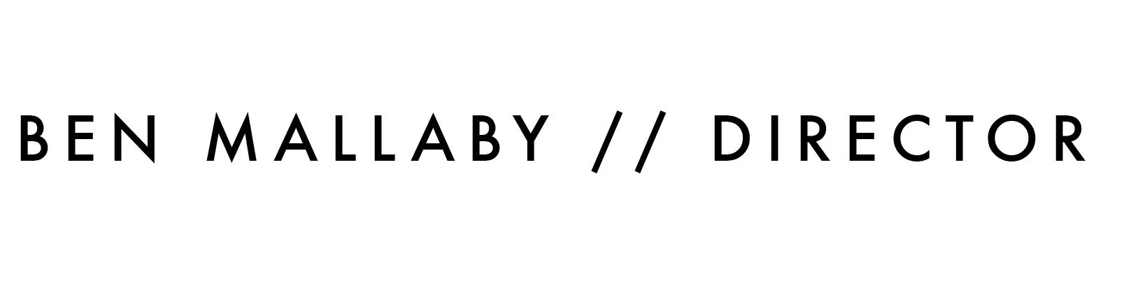 Ben Mallaby